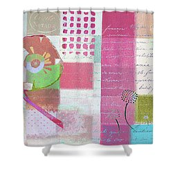 Summer 2014 - J088097112mci01 Shower Curtain by Variance Collections