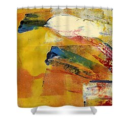 Summer Beach Shower Curtain