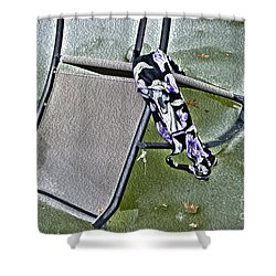 Summer Forgotten Shower Curtain