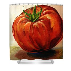 Summer Fruit Shower Curtain