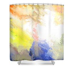 Summer II Shower Curtain