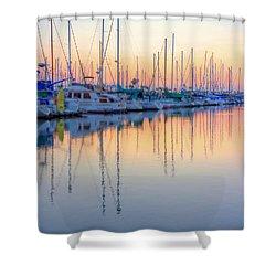 Summer Light Shower Curtain by Heidi Smith