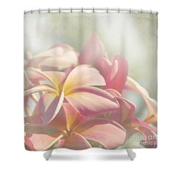 Summer Love Shower Curtain by Sharon Mau