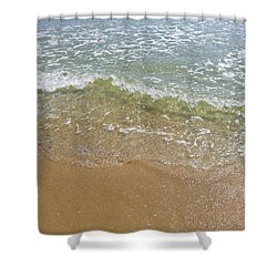 Summer Sea 2 Shower Curtain