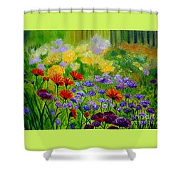 Summer Show Shower Curtain