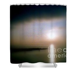 Shower Curtain featuring the photograph Summer Sunrise by Michael Hoard