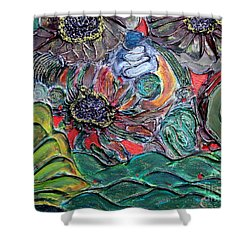 Summertime Bliss.. Shower Curtain