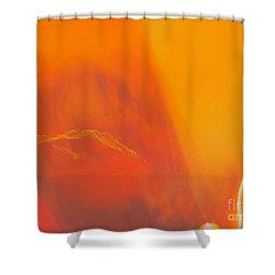 Shower Curtain featuring the photograph Summertimes by Luc Van de Steeg