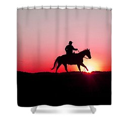 Sun Dancer Shower Curtain