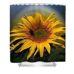 Sun Flower Summer 2014 Shower Curtain