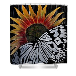 Sun-fly Shower Curtain