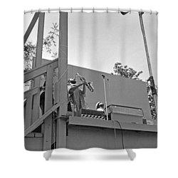 Sun Ra Arkestra Uc Davis Quad 3 Shower Curtain by Lee  Santa