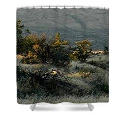 Sun Ridge Shower Curtain