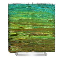 Sun Shade 2 Shower Curtain