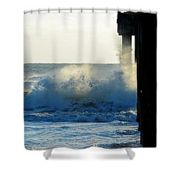 Sun Splash II Shower Curtain
