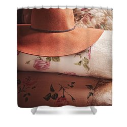 Shower Curtain featuring the photograph Sunday Afternoon by Amy Weiss