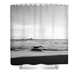 Sunlight On Beach Shower Curtain