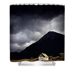 Abandoned Shack Shower Curtain by Craig B