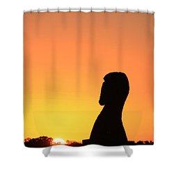 Sunrise 20 Shower Curtain