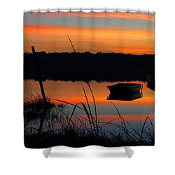 Shower Curtain featuring the photograph Sunrise Cove  by Dianne Cowen