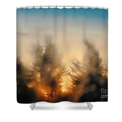 Sunrise Dream Shower Curtain