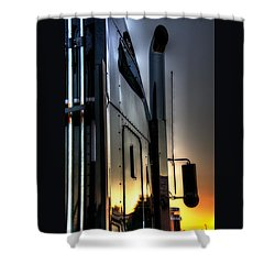 Sunrise K W 34748 Shower Curtain