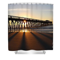 Sunrise Myrtle Beach State Park Shower Curtain