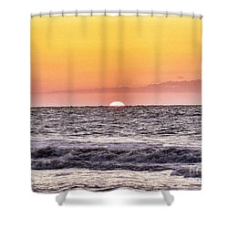 Sunrise Of The Mind Shower Curtain