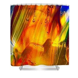 Sunrise Shower Curtain by Omaste Witkowski
