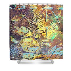 Sunrise One Shower Curtain by Albert Puskaric
