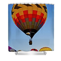 Sunrise Spectacular Shower Curtain