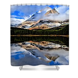 Sunrise Surprise Shower Curtain