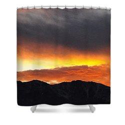 Sunset 12521 Shower Curtain