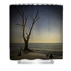 Sunset At Lovers Key Shower Curtain