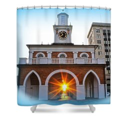 Historic 1 Shower Curtain