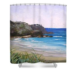 Sunshine Beach Qld Australia Shower Curtain