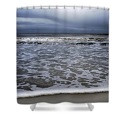 Surf And Beach Shower Curtain