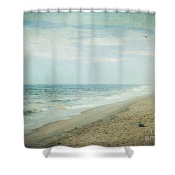Surf And Sand Shower Curtain