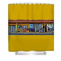 Surf N Sea Shower Curtain