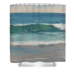 Surf Series 5 Shower Curtain