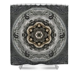 Surrender To The Journey Shower Curtain