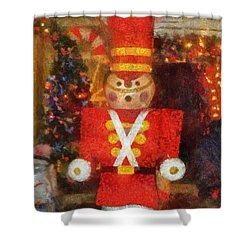 Surrender Walt Disney World Shower Curtain