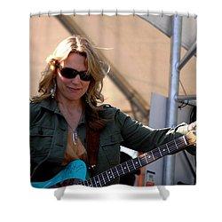 Susan Tedeschi Shower Curtain
