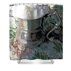 Susurluk Ayrani Shower Curtain by Tracey Harrington-Simpson