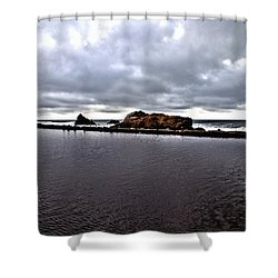 Sutro Baths Pool Shower Curtain