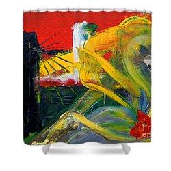 Suzanne's Dream IIi Shower Curtain