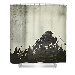 Shower Curtain featuring the photograph Sweet Disposition by Trish Mistric