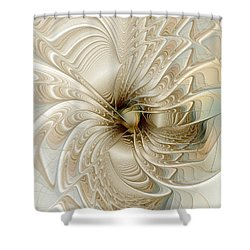 Sweet Dream Shower Curtain by Amanda Moore
