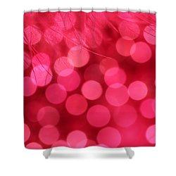 Sweet Emotion Shower Curtain by Dazzle Zazz
