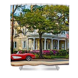 Sweet Home New Orleans 3 Shower Curtain by Steve Harrington